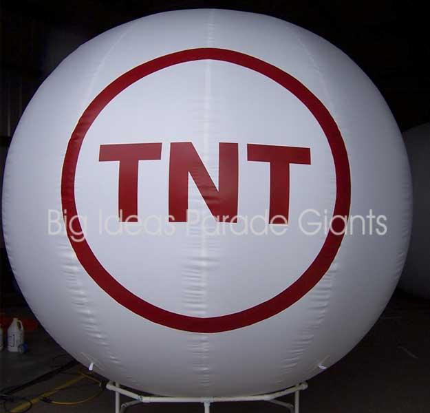 TNT Helium Sphere