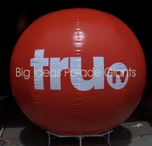 Tru TV Helium Sphere