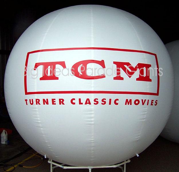 Turner Classic Movie Helium Sphere