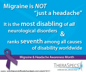 Migraine Headache Awareness