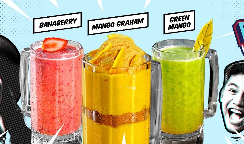Beat the heat with Bigg's Summer Coolers!