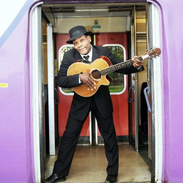 Climb aboard the Blues Train to Colne!