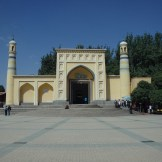 Kashgar's Main Mosque (Xinjiang, China)