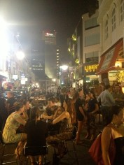 Action on Club St (Singapore)
