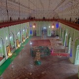 Inside Baba Imambara (Lucknow, India)