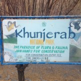 Khunjerab National Park Entrance (KKH, Pakistan)