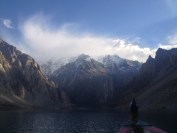 Views from the Southern Port (Attabad Lake, Pakistan)