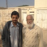 My hosts Saad & Zahoor (Saliqabad, Pakistan)