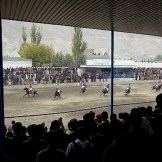 Synchronised Polo (Gilgit, Pakistan)