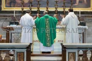 Pope Francis Ad Orientem