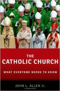 The Catholic Church by John L Allen Jr