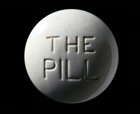 L0059976 Model of a contraceptive pill, Europe, c. 1970 Credit: Science Museum, London. Wellcome Images images@wellcome.ac.uk http://wellcomeimages.org Birth control was still a taboo subject before the 1960s. 'The pill' seemed an ideal contraceptive because it was effective, not messy, and did not interfere with sex. The oral contraceptive pill also empowered women to take greater control of contraception. However, the first pills had a far higher level of hormones than required. This caused heart problems in some women. Later pills rectified this. 'The pill' is still prescribed worldwide. maker: Unknown maker Place made: Europe made: 1965-1975 Published: - Copyrighted work available under Creative Commons Attribution only licence CC BY 4.0 http://creativecommons.org/licenses/by/4.0/