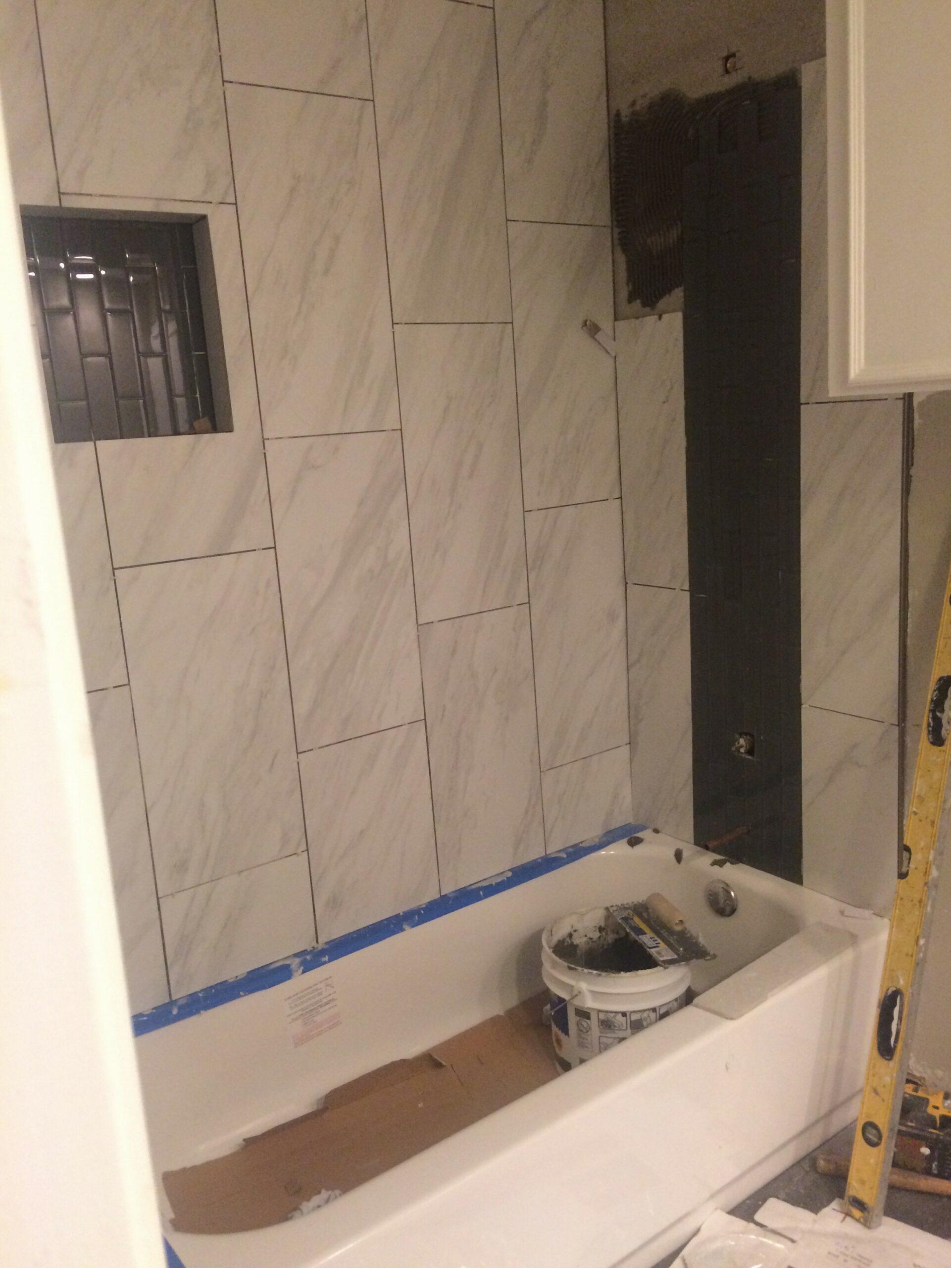 Richardson Remodel Master Bath