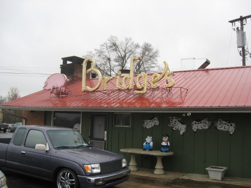 Bridges Barbecue Lodge