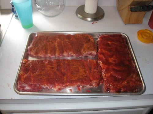The rib racks