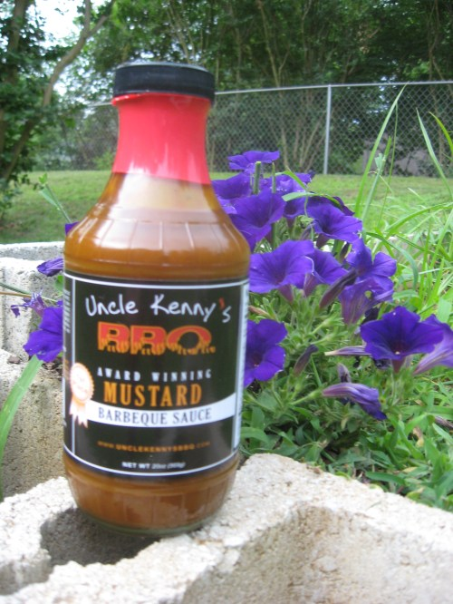 Mustard-based BBQ Sauce from Uncle Kenny's BBQ