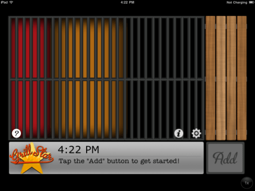 GrillStar (on iPad, upscaled graphics)