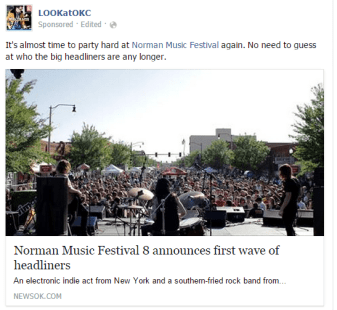 Norman Music Festival announces headliners