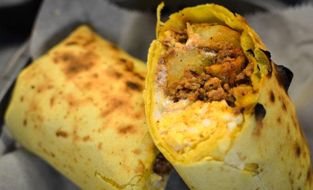 Small-Burrito