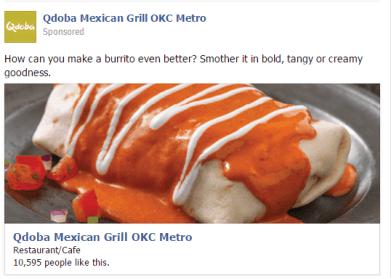 Qdoba smothered burrito