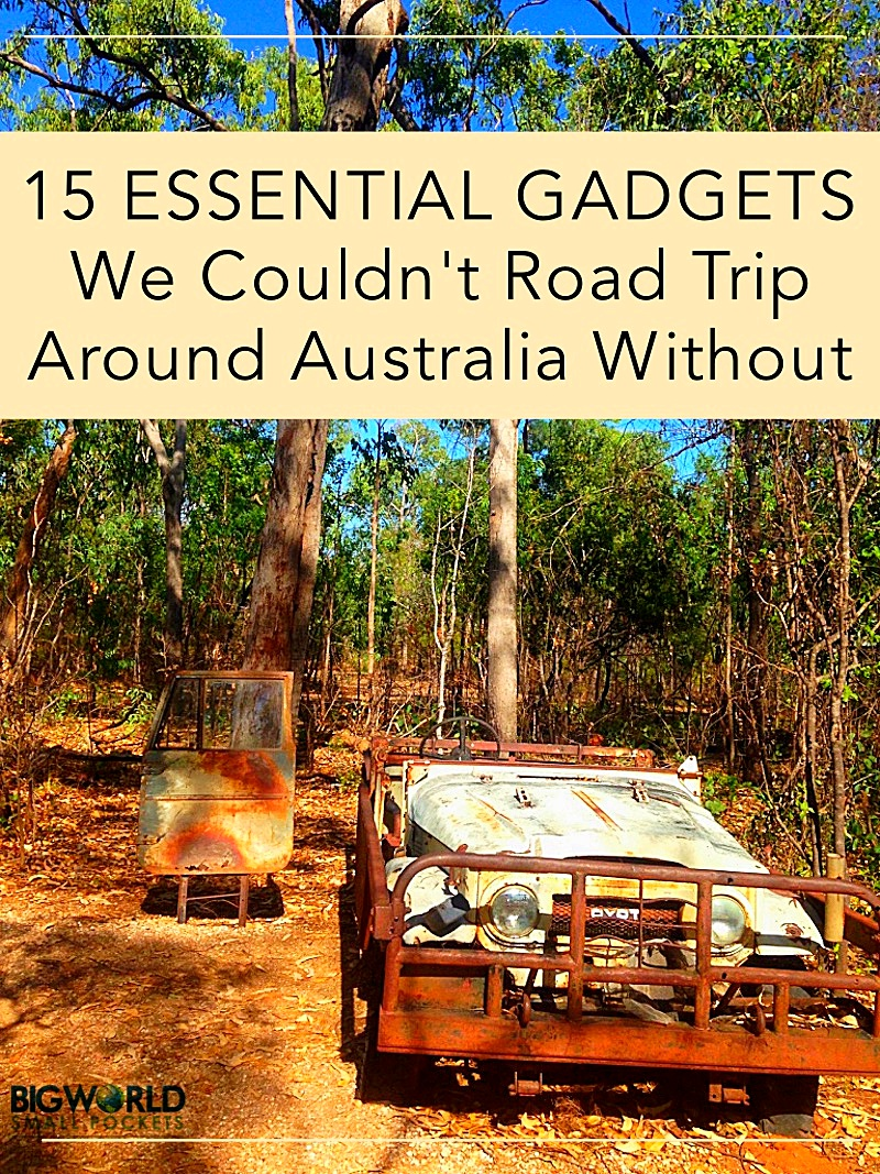 The 15 Essential Gadgets We Couldn T Road Trip Australia