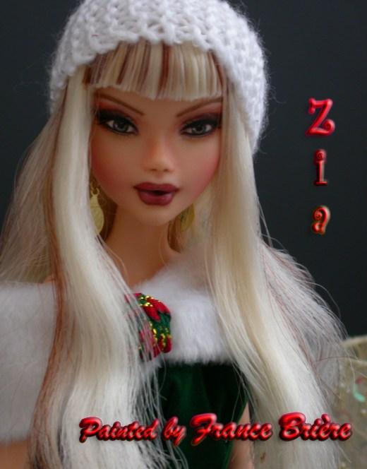 Barbie My Scene Zia 08