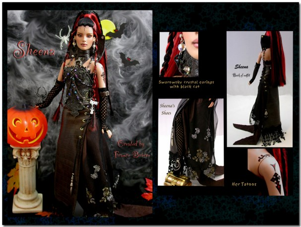 Competition Tonner Sheena 07
