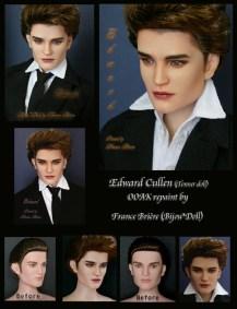 Tonner Edward composite 10