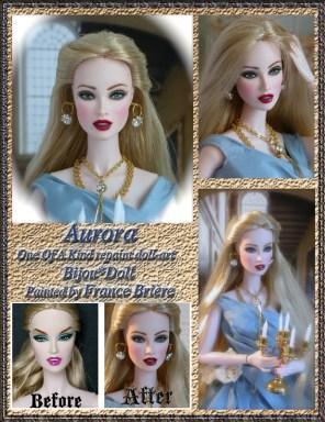 Fashion Royalty Aurora