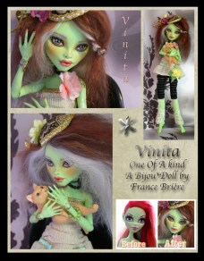 Monster High Vinita