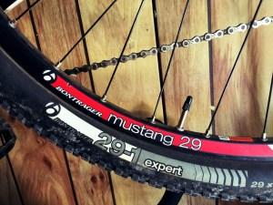 Trek Bontrager Mustang Mountain Bike 29-inch Tubeless Wheels