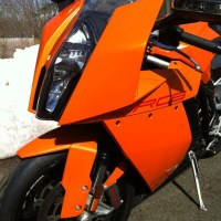 Original Owner - 2008 KTM RC8 1190