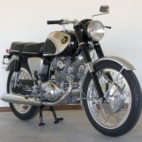 Immaculate Hawk - 1964 Honda CB77 Super Hawk