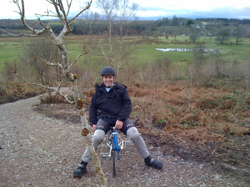 Winter Woodland Walk, Raheens on the S&B