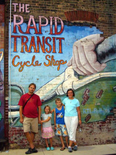 Rapid Transit Cycle Takes First Position on NBG Map