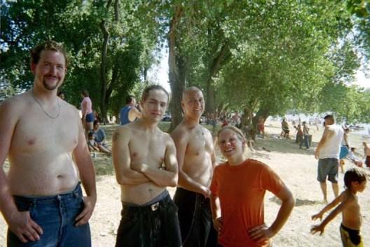 2003 Sacramento DeniseSwimBoys