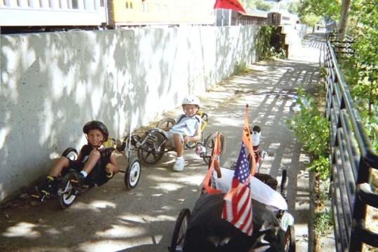2003 Sacramento Gal1AKidTrikes