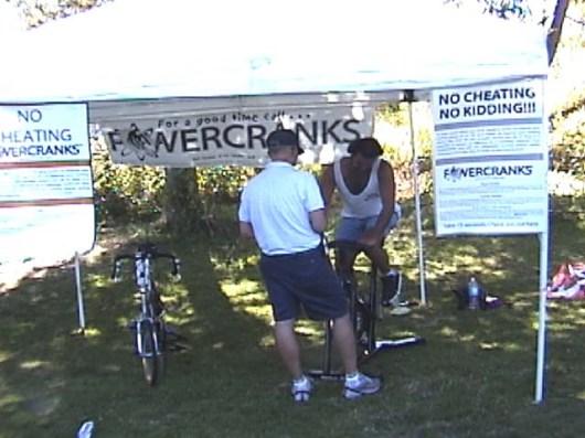 2003 Santa Cruz NBG Fest PowerCranks