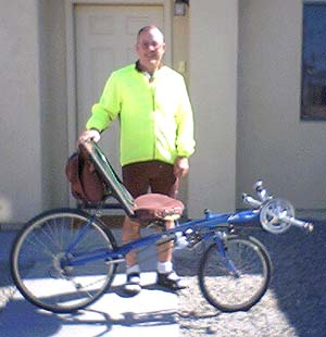 Joe Richey * (Cycle America 2000 TransAm vet)