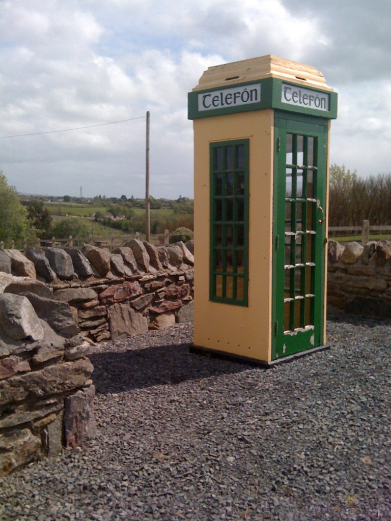 Country Phone Booth