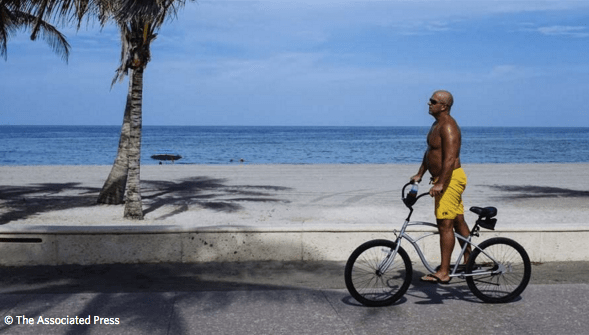 Bicycling Tourists Are Older, Wealthier, and In Demand