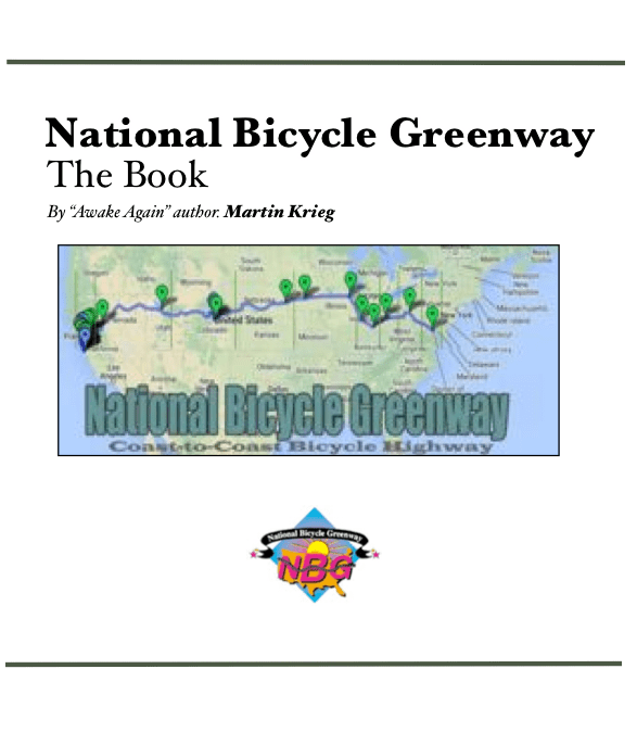 National Bicycle Greenway, the Book