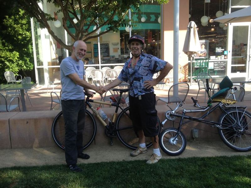 Unprecedented Duo to Do First Public Ride on National Bicycle Greenway and........