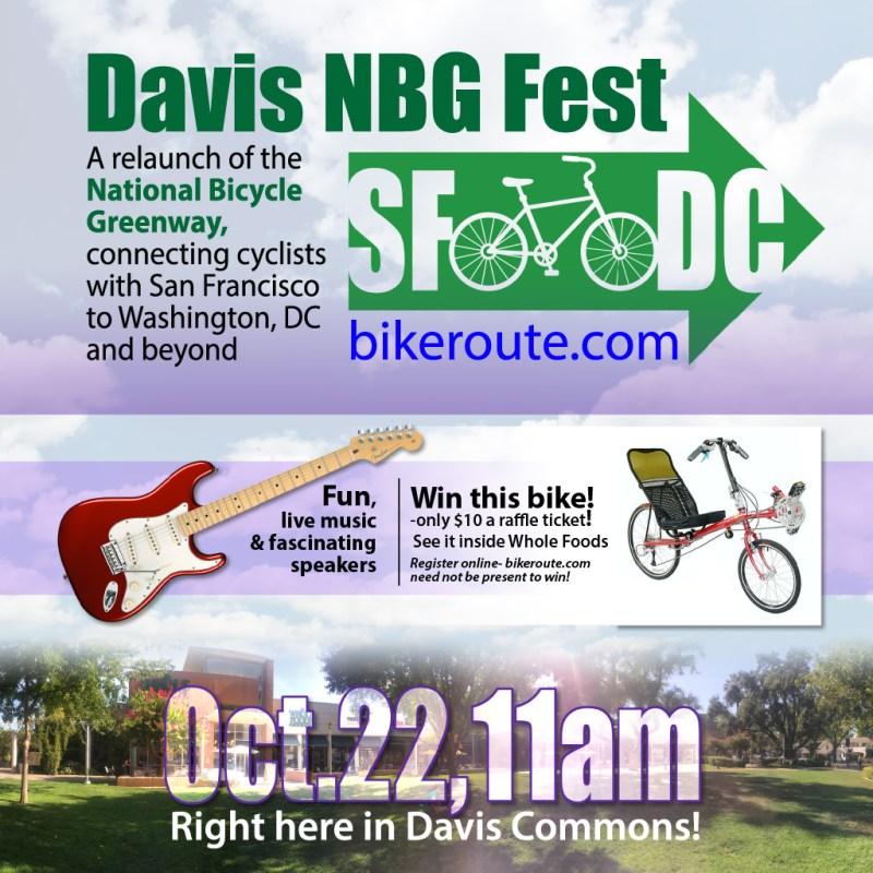Davis NBG Fest Poster - Color!