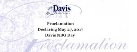 Davis 2017 NBG Proclamation Draft
