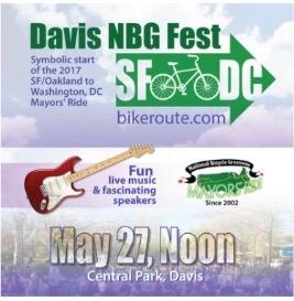 Davis NBG Fest 2017 in 33 days!!