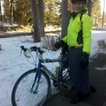 Winter Ride Report: Sunshine and Splatter