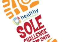 Got Sole? Join Healthy Central Florida for the Sole Challenge on 10/24