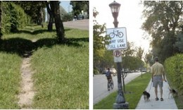 BWCF congratulates Lee County on bike infrastructure improvements