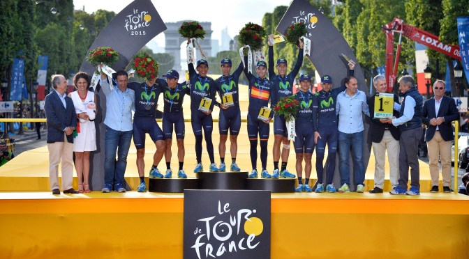 Movistar's Unzue happy with team performance
